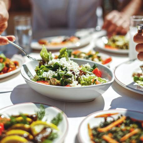 Receta de dieta mediterránea