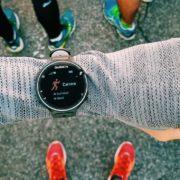 Entrenamiento con pulsómetro Garmin